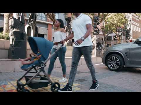 Alfa Kids Deluxe Stroller - Designed For The New Generation