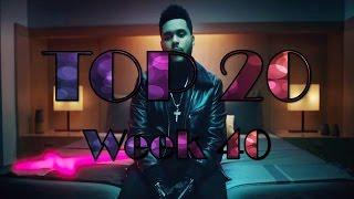 My Top 20 Songs! | Week 40 2016