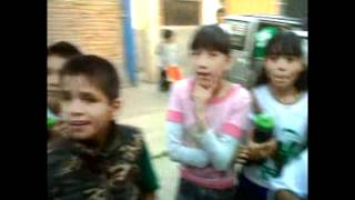 Niños Verdes en Fracc. Valle del Mezquital.