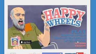 happy wheels sin audio  : - I
