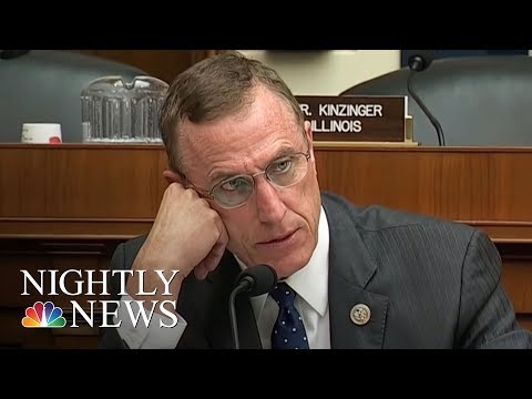 Congressman Tim Murphy Resigns In Disgrace   NBC Nightly News