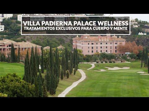 Villa Padierna Palace Wellness tratamientos exclusivos para cuerpo y mente