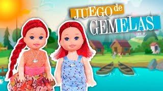 👛 JUEGO DE GEMELAS La Película con Muñecas 👯♀️ - Juguetes Fantásticos