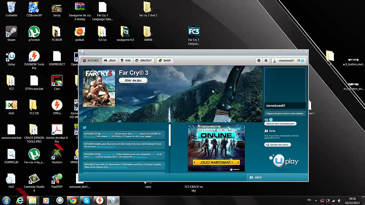 far cry 3 uplay activation code crack