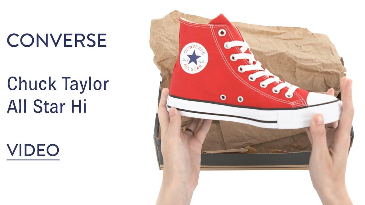 Converse Chuck Taylor All Star High Top Sneaker |