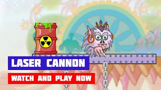 Laser Cannon · Game · Gameplay