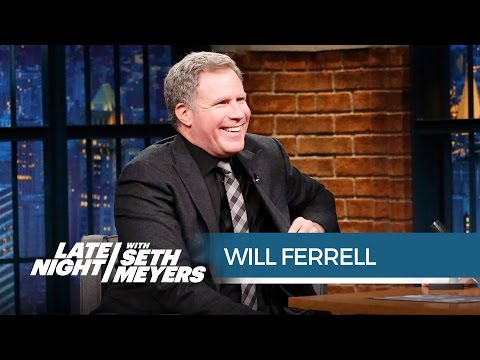 Will Ferrell Remembers Pranking Lorne Michaels with Adam McKay  Late Night with Seth Meyers