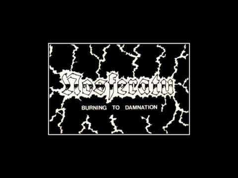 Nosferatu (Can) - Burning To Damnation Demo 1988