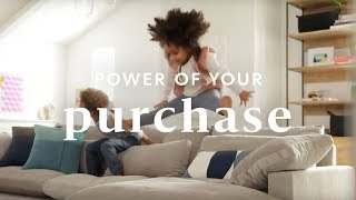 The Power Of Your Purchase