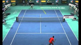 Virtual Tennis 4 Serbian VS Naljbolji Drug Ep.3