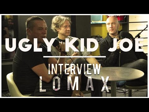 Ugly Kid Joe - Interview Lomax