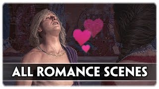 Assassin's Creed Odyssey: Best Character in the Game? Alkibiades Romance (All Scenes)