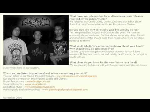 Guillotined (Brutal Death Metal from Philippines)