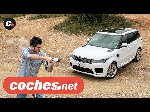 Range Rover Sport P400e SUV | Prueba / Test / Review en español | coches.net