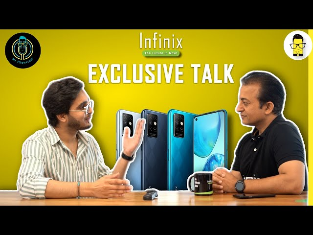 [Exclusive] 🔥 Talking 5G, XOS & More With Anish Kapoor, CEO of Infinix Mobiles | Mr Phonecast Ep. 12