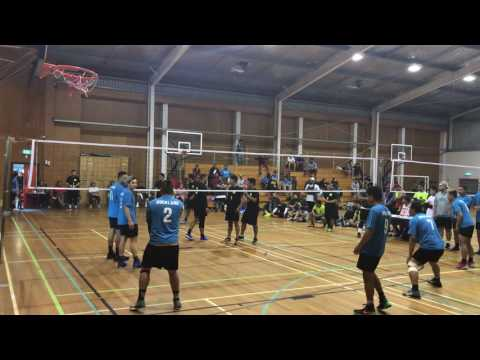 Tuvalu Regionals 2016 Mens Semi's GAME 1