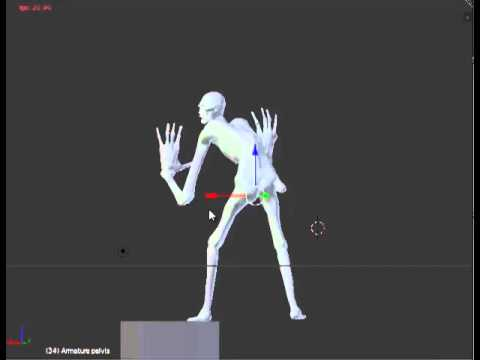 SCP-096 More New Animations