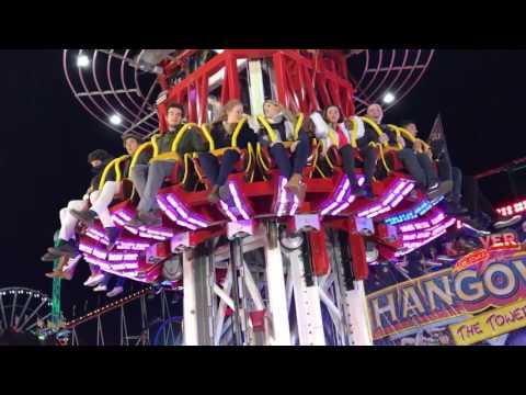 Hangover The Tower - Schneider (Offride) Video Winter Wonderland Hyde Park London 2016