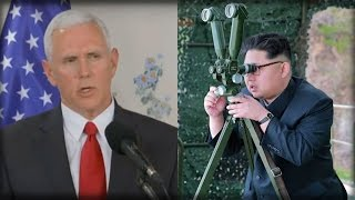 BREAKING: RIGHT AFTER PENCE'S SPEECH, NORTH KOREA JUST DID SOMETHING AWFUL!