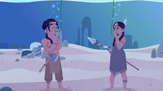 5 verrückte Wege, um unter Wasser zu atmen!