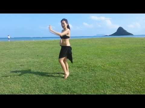 WH Video Bomb:  Basic and Advanced Tahitian Steps clip
