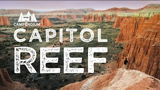Capitol Reef National Pąrk - The Best Hiking, RV and Tent Camping