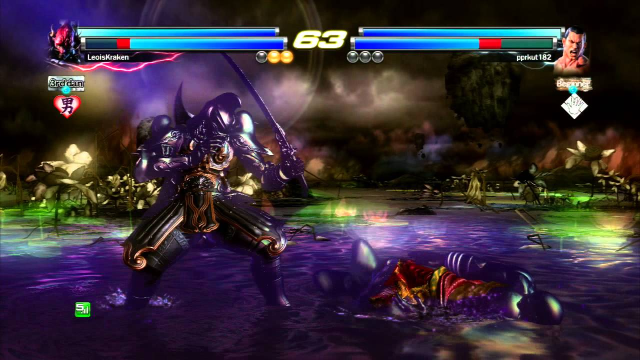 Tekken Tag Tournament 2 Devil Jin Yoshimitsu Vs Feng Jinpachi Mishima Youtube