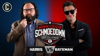 Singles Qualifier Match: Lon Harris VS Ben Bateman - Movie Trivia Schmeodown