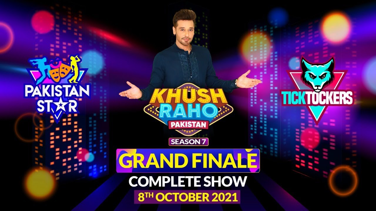 Download Khush Raho Pakistan Season 7 | Faysal Quraishi Show | Grand Finale | 8th October 2021 | TikTok