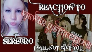 REACTION SEREBRO **VIEWER DISCRETION!**
