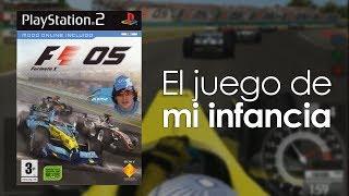 F1 2005 - El juego de mi infancia | Efeuno