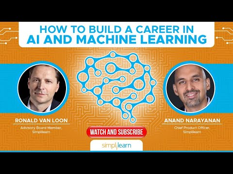 Build A Career In AI and Machine Learning