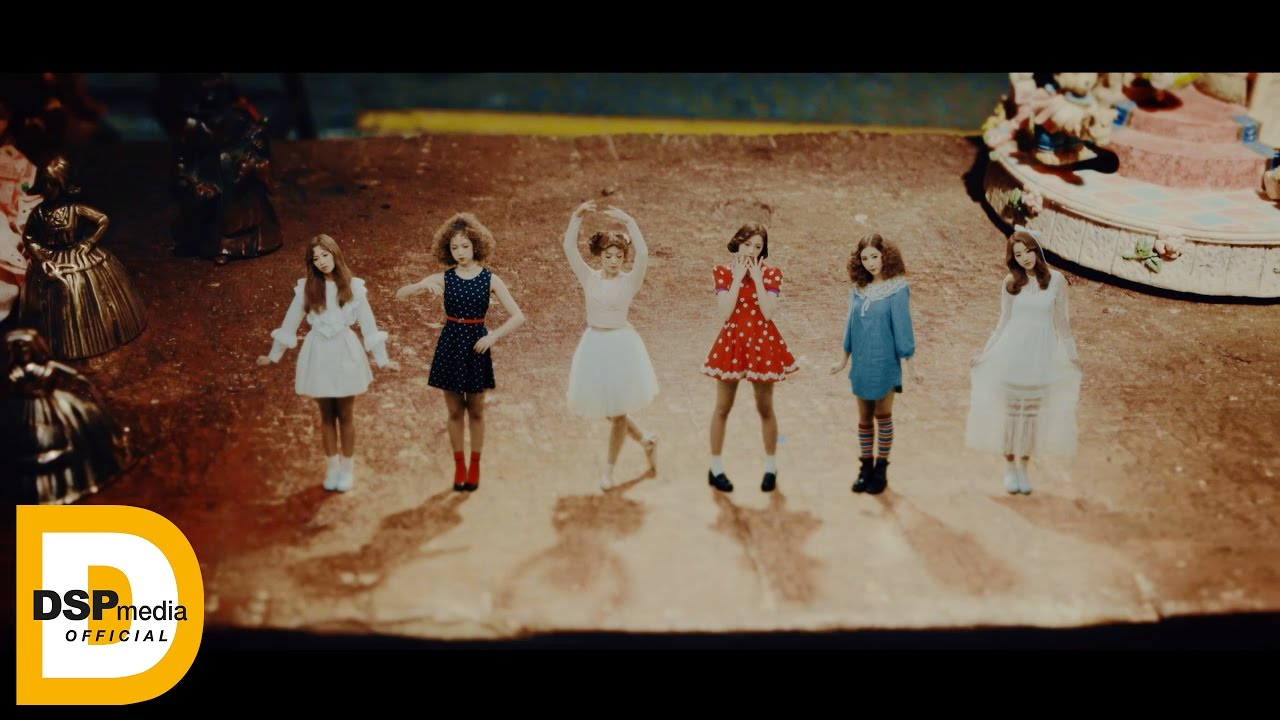 "APRIL -  ""봄의 나라 이야기(April Story)"" Music Video"