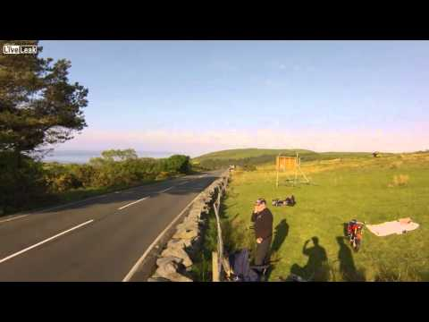 LiveLeak.com - Isle of man tt 2014