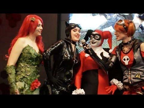 Infinite Crisis - DC Multiverse Cosplay Contest Recap (Exclusive)