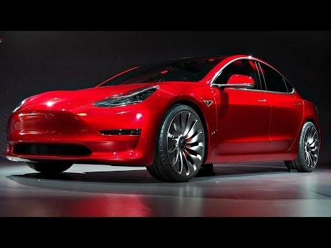 Reserving My Tesla Model 3!
