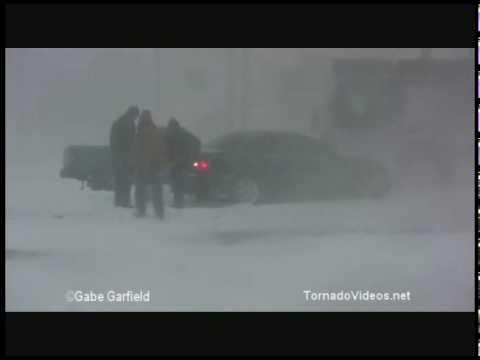 Historic blizzard paralyzes Oklahoma!