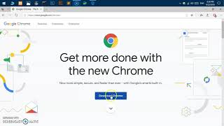How to download Chrome on Windows 10