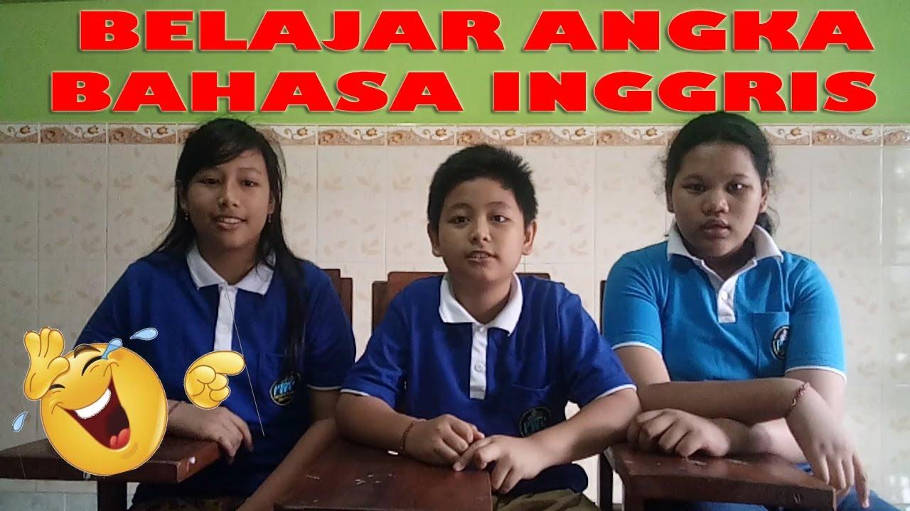 BELAJAR ANGKA DALAM BAHASA INGGRIS - YouTube