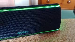 How To Connect Sony SRS-XB31 Speaker To Iphone