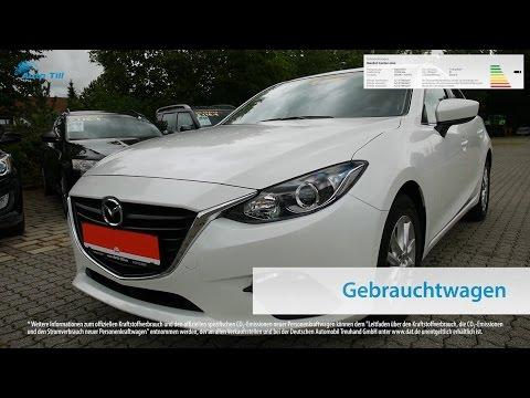 Mazda 3 Center-Line Gebrauchtwagen München Bei Auto Till