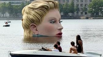 20 Coole Skulpturen - Die so wirklich existieren!
