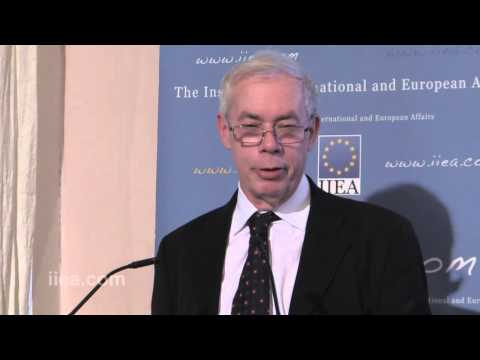 Professor John Kay on The Economic Role of the Financial Sector