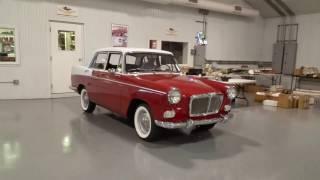 Rare MG Magnet te Mark III Sedan at auction
