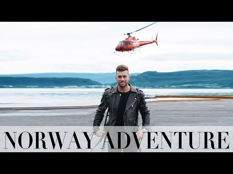 AN EXCLUSIVE & LUXURIOUS ADVENTURE ACROSS NORWAY | Ali Gordon