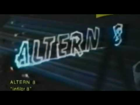 Altern 8 - Infiltrate 202 (full video) [1991]
