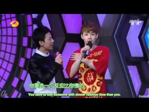 [Eng Sub] Happy Camp - Super Junior M (130406 - 2/4)