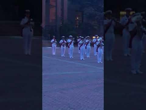 US Merchant Marine Academy Band- Bravura