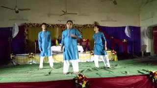 Jhumme Ki Raat And Yeh Ladki Hai Allah - Holud Dance