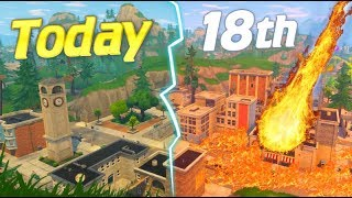 The LAST Time Dropping TILTED TOWERS..
